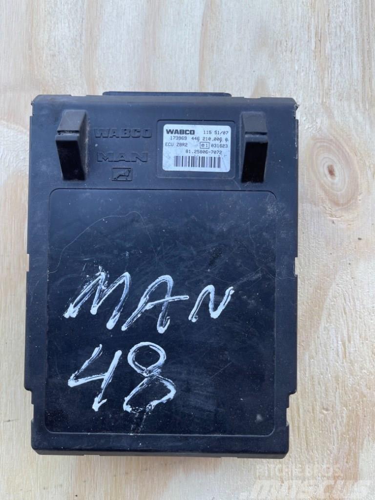 MAN KONTROL BOKS / ECU (P/N: 81.25806-7072)