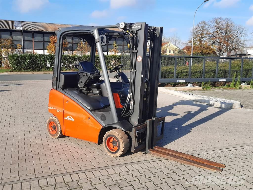 Linde H18T- only 2273 hours!!