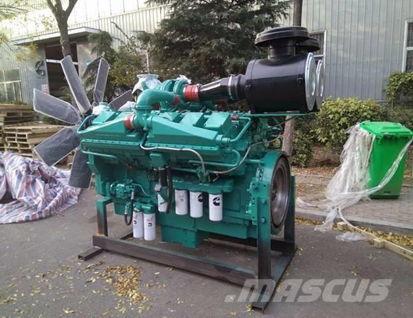 Cummins N855-DM marine generator
