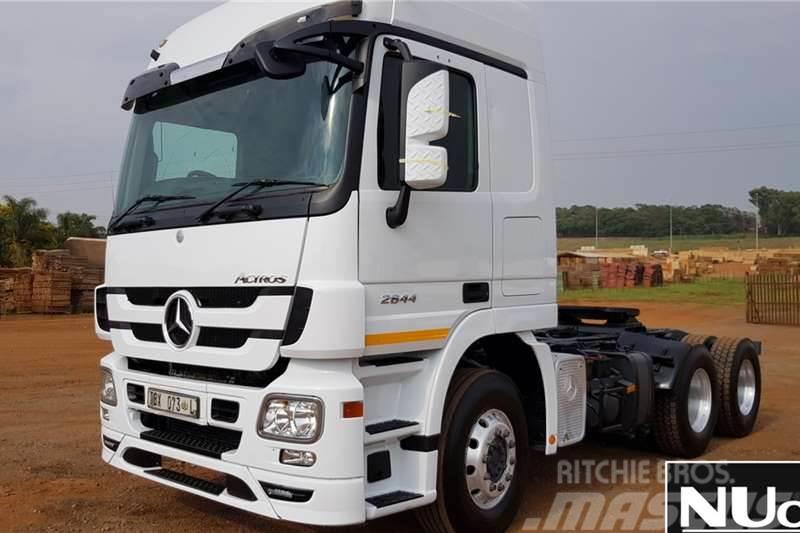 Mercedes-Benz Actros 2644 6x4 Horse