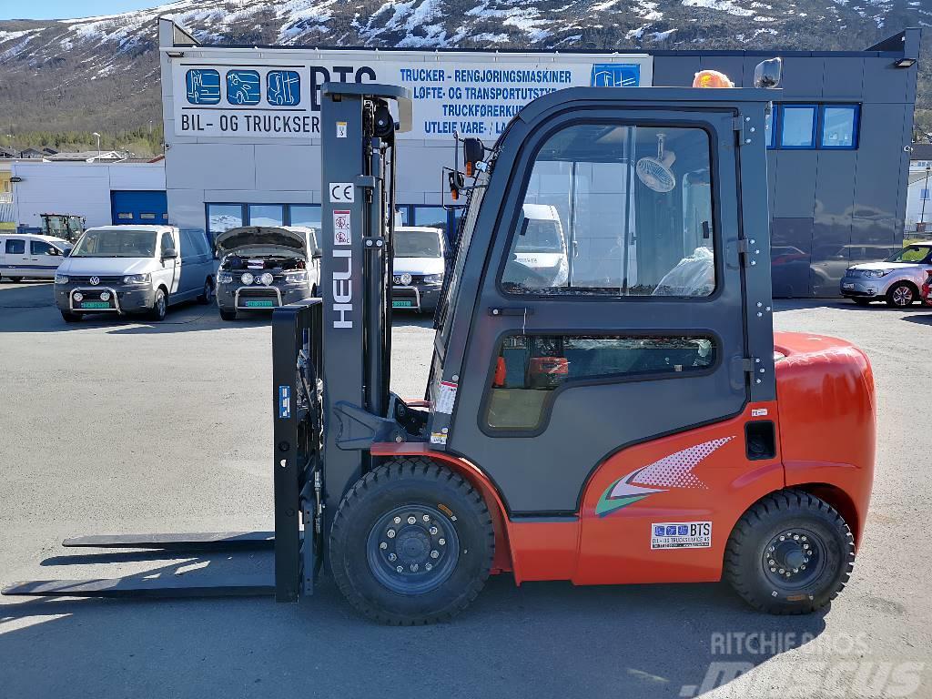Heli CPCD25-WSG2 - 2,5 tonns dieseltruck (PÅ LAGER)