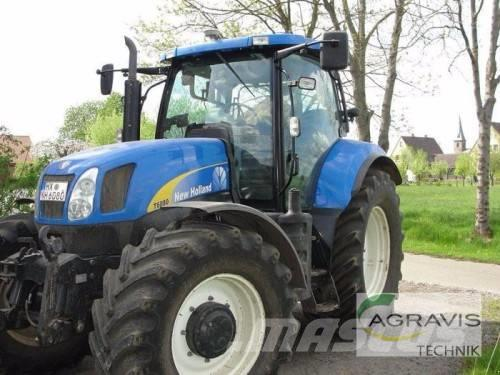 New Holland T 6080, 2008, Traktorer
