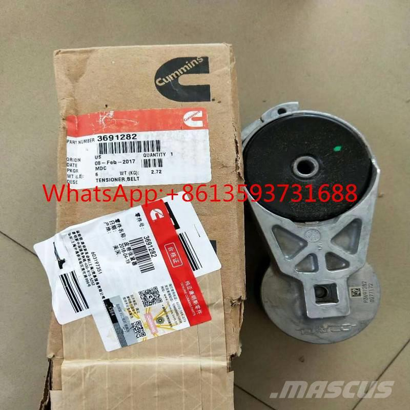 Cummins Qsx15 Belt Tensioner 3691282 3682946 4299051 28712