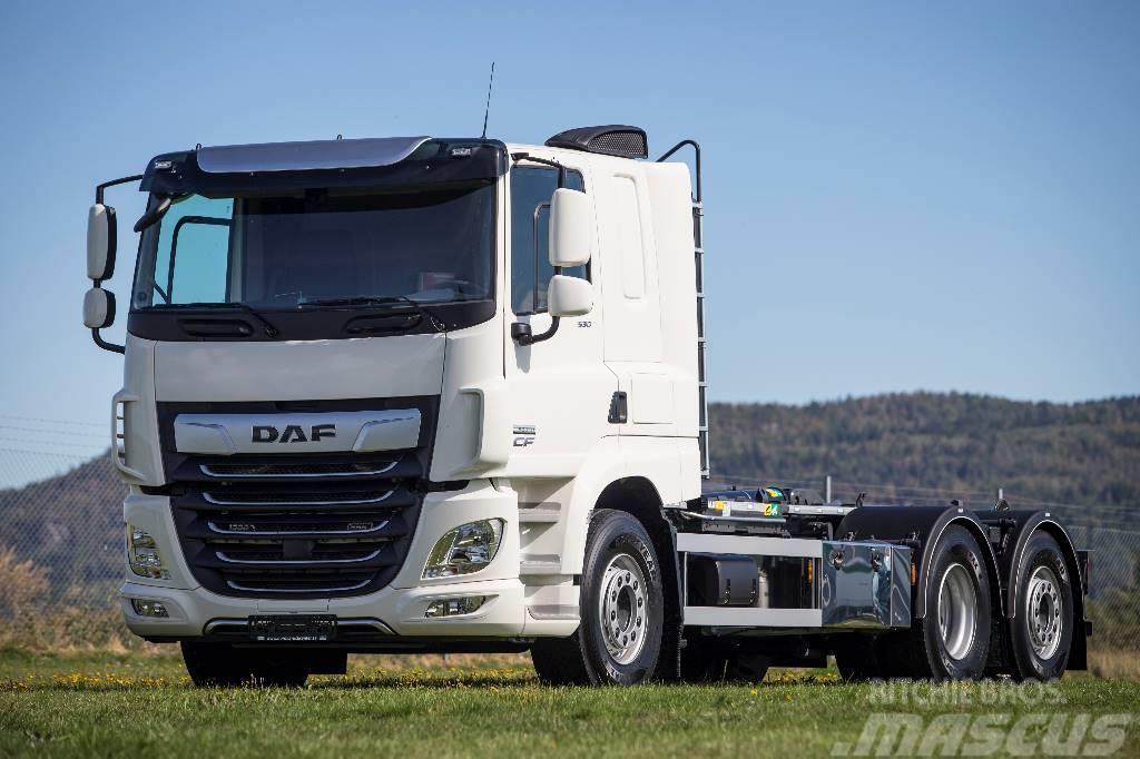 DAF CF530 FAN JOAB Lastväxlare inkl 3 års garanti