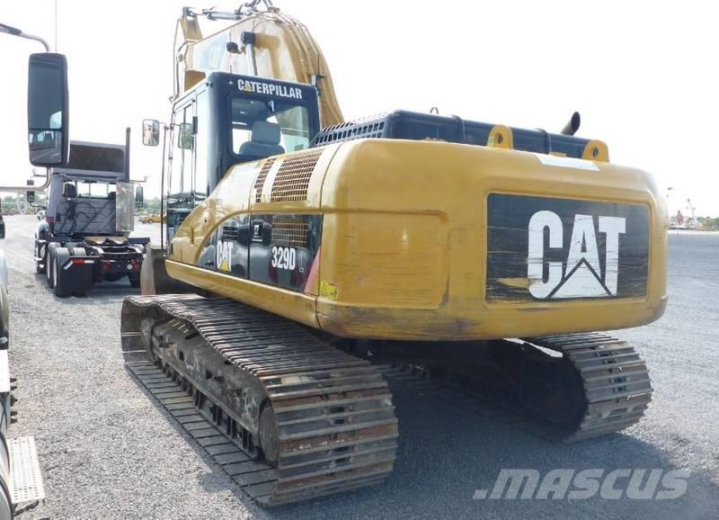 Caterpillar 329 D L