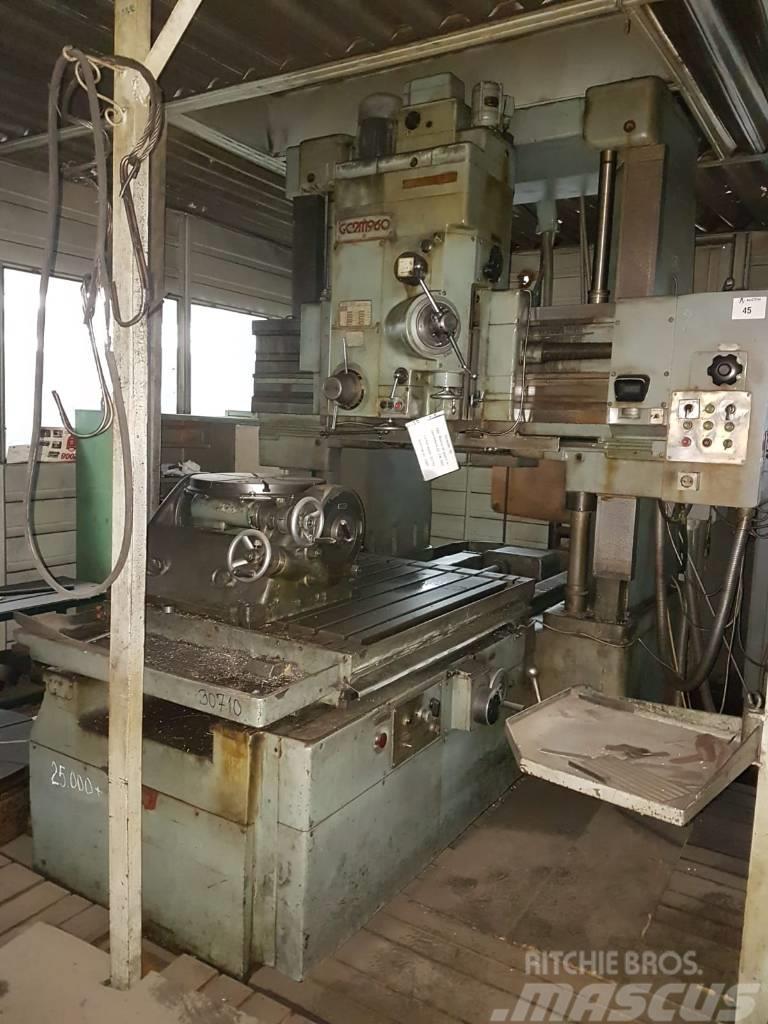 Masina de gaurit in coordonate GC-2M-960