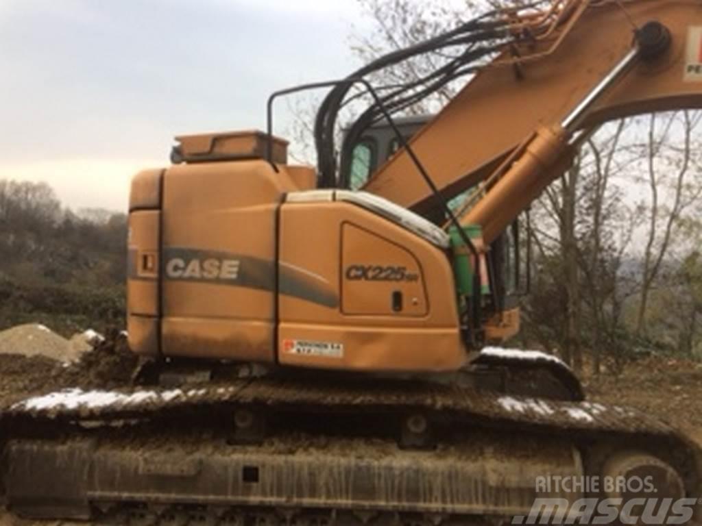 CASE CX 225 SR   10462