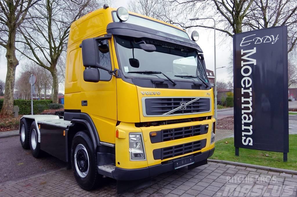 Volvo FM 480 Globetrotter 6x4