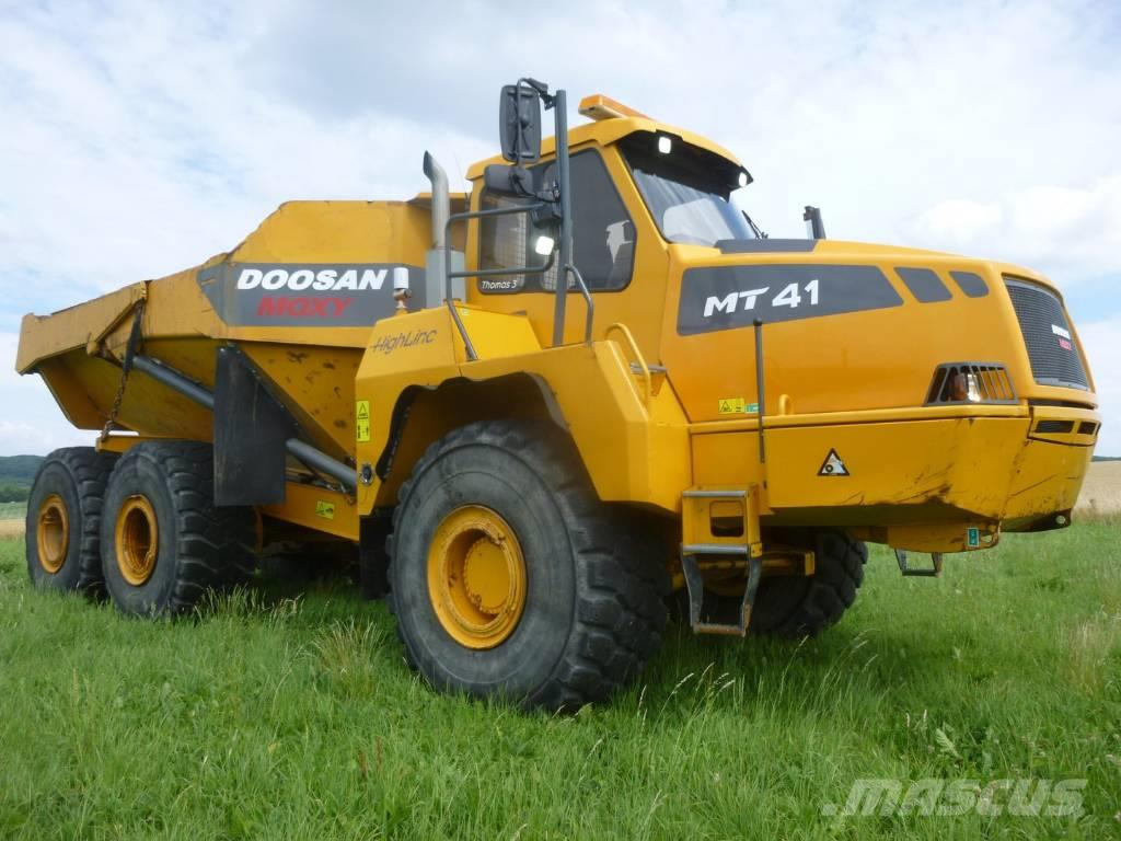 Doosan DA 40 / Moxy MT 41 (very good condition)