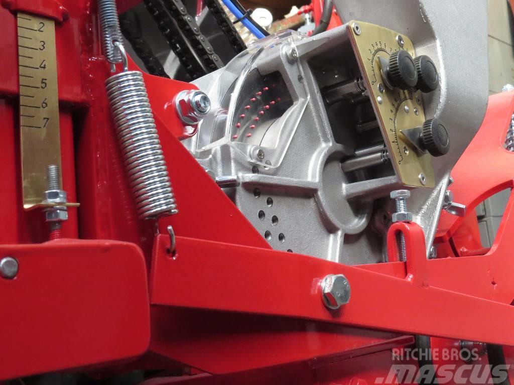 Weremczuk MAX PNEUMATIC - 4 sekcyjny, 2017, Precisionsåmaskiner
