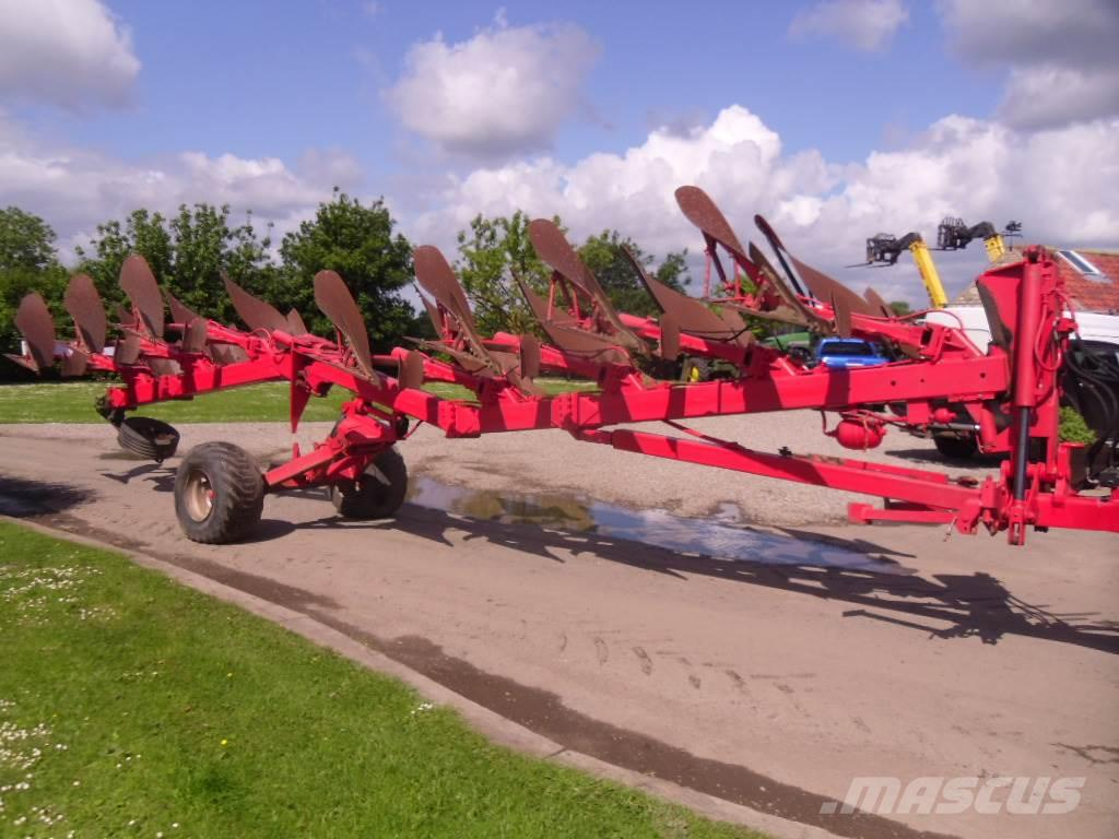 Kuhn Manager 7f plough auto-reset