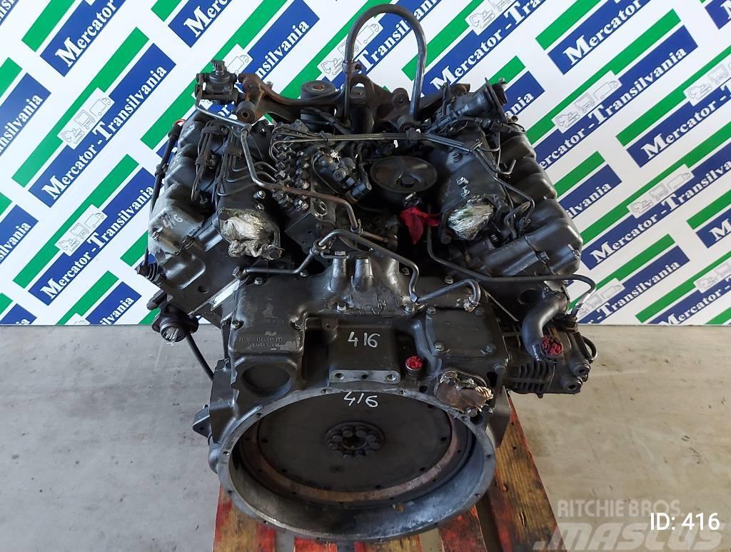 Mercedes-Benz Motor OM441LA.1/11, Euro 2, 250 KW, 10964 cm3