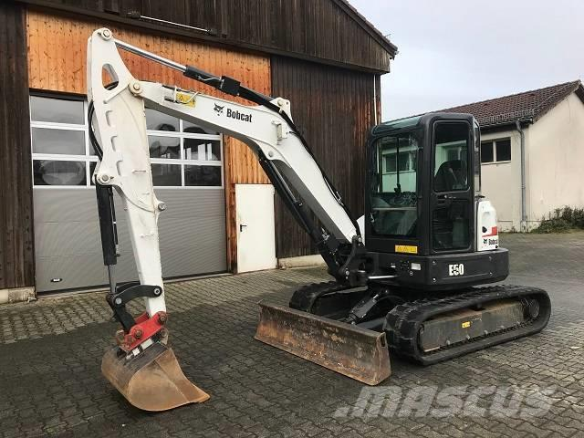 Bobcat E50     INV 45 55 62 65 80 435 35