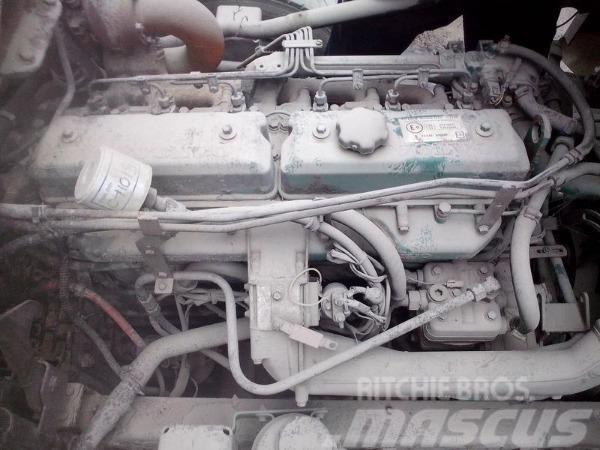 Volvo FL6; TD63ES