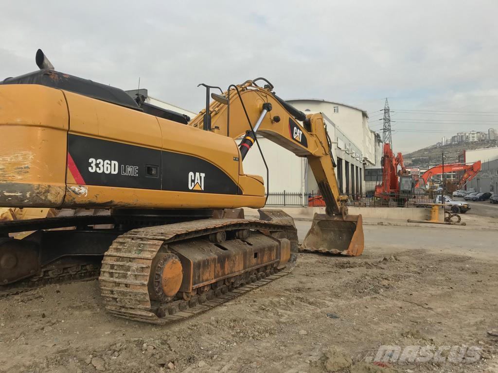Caterpillar 336DL (2 UNITS)