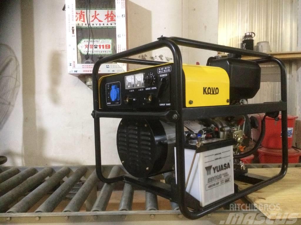 Yanmar L100 diesel engine welder EW240D