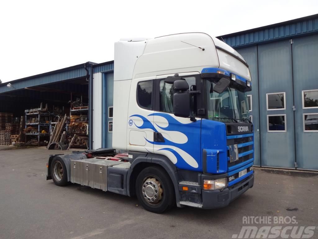 Scania R124LA4x2EB