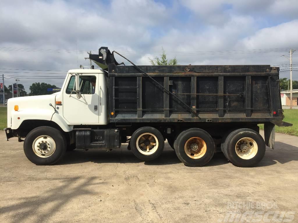 Used Dump Trucks >> International 2674