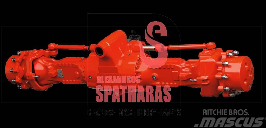 Carraro 67735tractor body, fenders kit