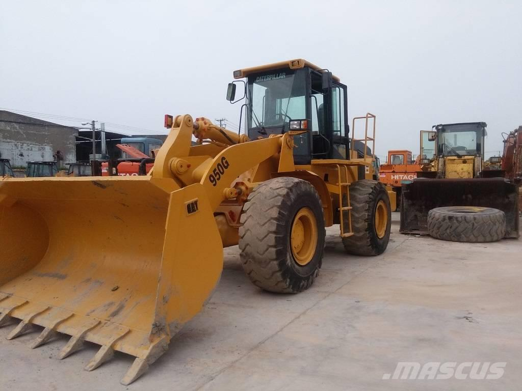 Caterpillar 950 G II 950H
