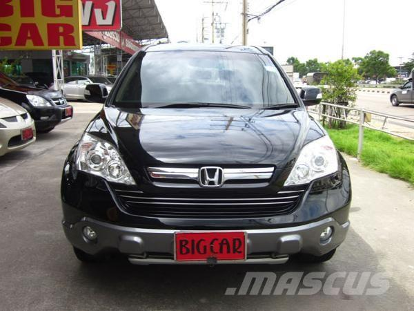 HONDA CR-V 2.4 i-VTEC AT