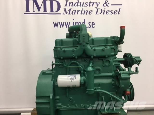 Used Volvo TD 45B engines Year: 2017 for sale - Mascus USA