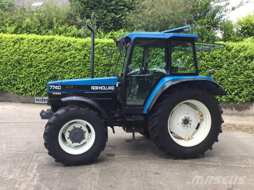 New Holland 7740 S L Dual Power
