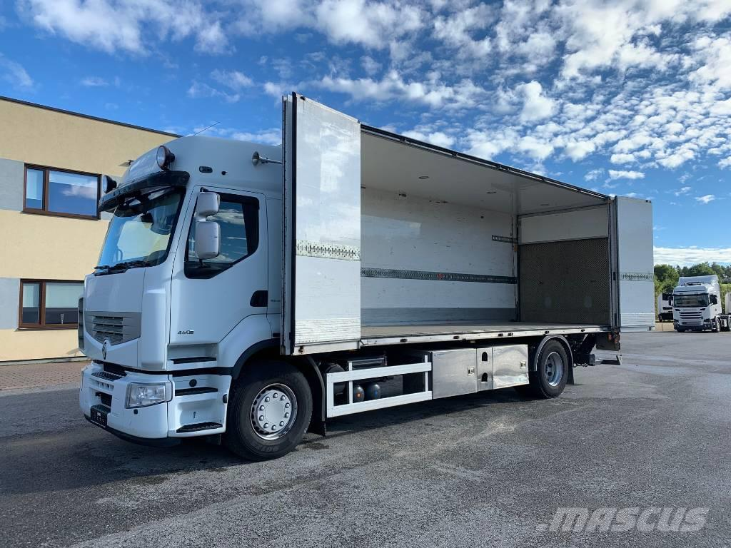 Renault Premium 460 4x2+SIDE OPENING