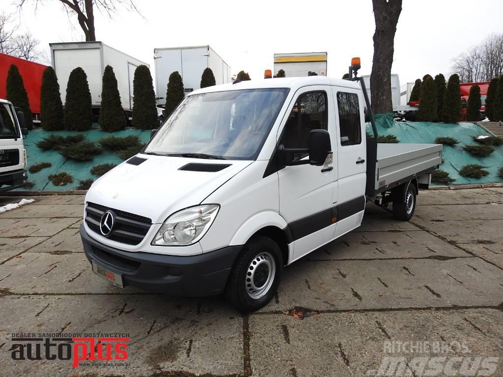 Mercedes-Benz SPRINTER 316 DOKA 7 SEATS AIRCONDITION SERVICE