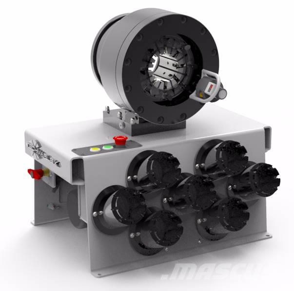 Techmaflex Slangpress VCrimp-240