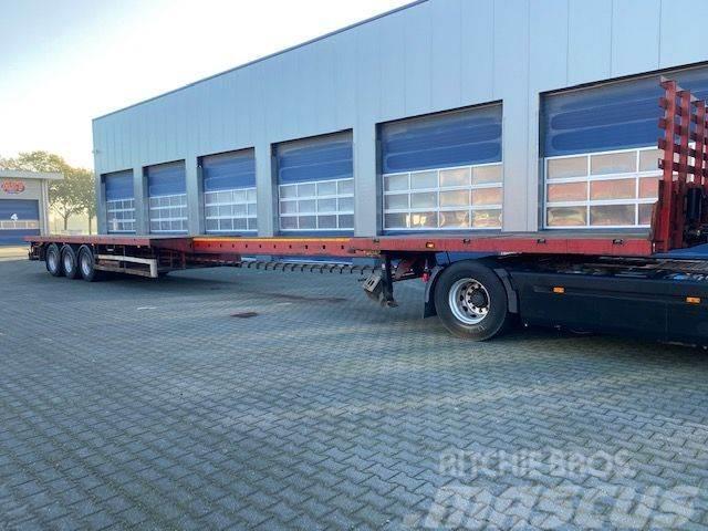 Broshuis 31N0-EU, 45.000 Kg, Uitschuifbaar 21.20 Mtr, Naloo