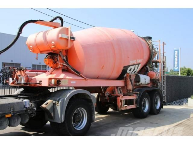 used liebherr beton mixer liebherr 10 m3 other semi trailers year 2002 price 8 690 for sale. Black Bedroom Furniture Sets. Home Design Ideas
