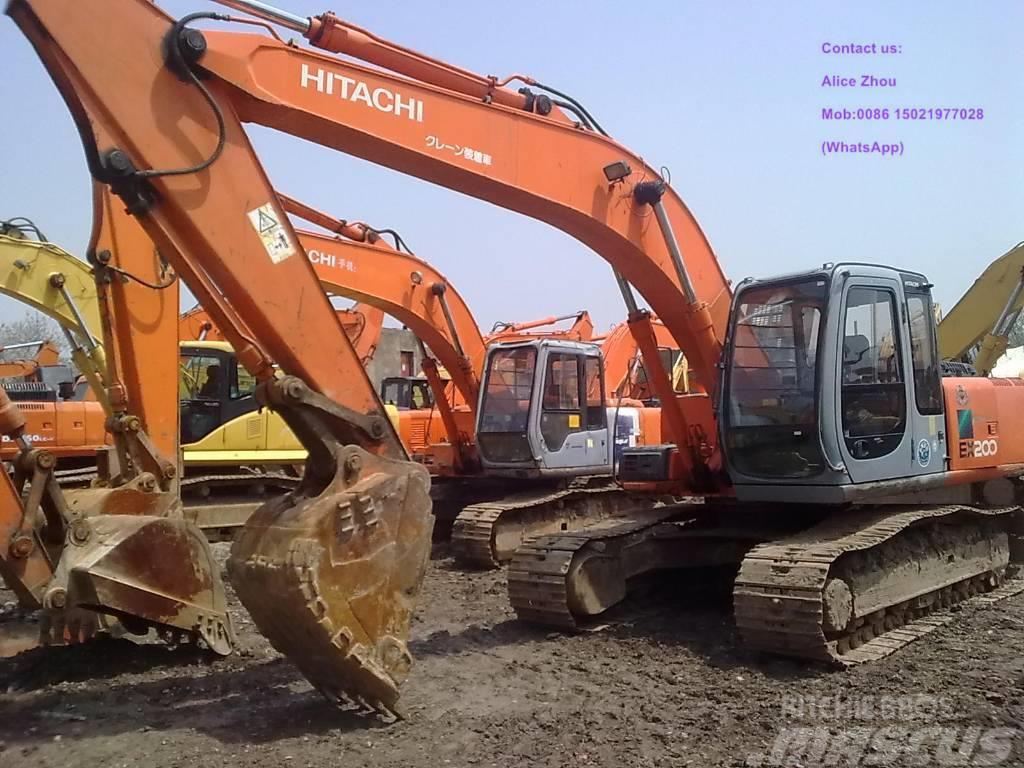 Hitachi ex200-5