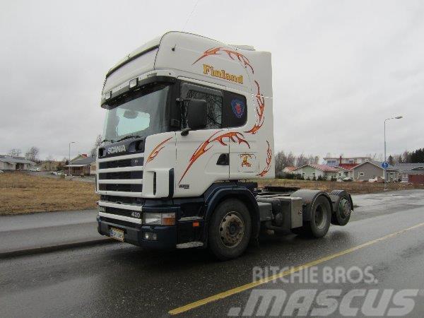 Scania R 124 6X2 2900+131