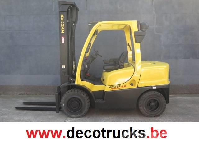 Hyster H4.0FT5 H4.0FT5