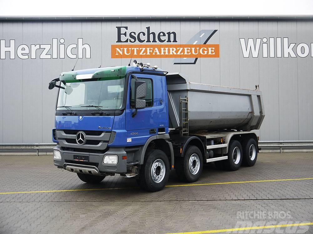 Mercedes-Benz 4144 K 8x4, Obj.-Nr.: 0634/18