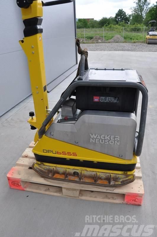 Wacker Neuson ZAGĘSZCZARKI 400/500KG