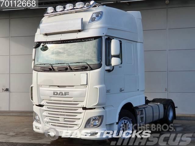 DAF XF 460 4X2 SSC Intarder Standklima Euro 6
