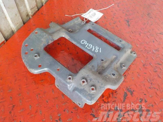 Scania P,G,R series Anti-underrun bumper bracket left 192