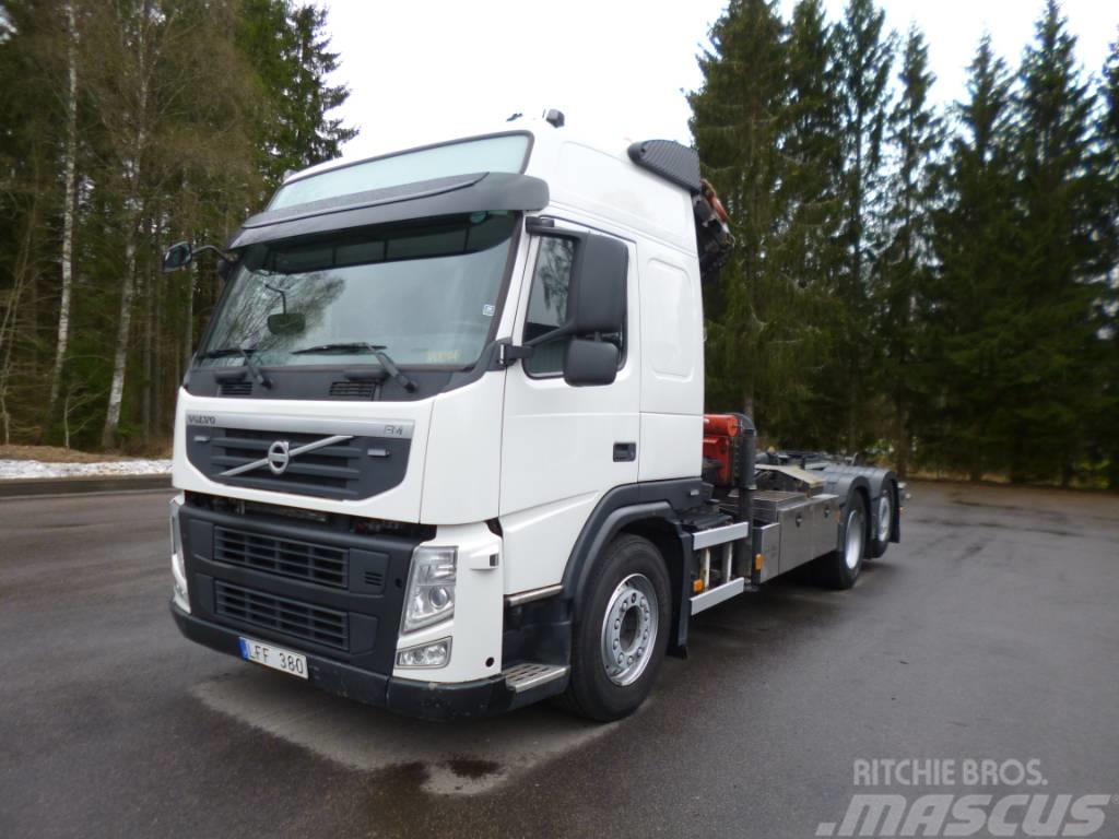 Volvo FM 460 Lastväxlare/Kran Fm460 6x2*4