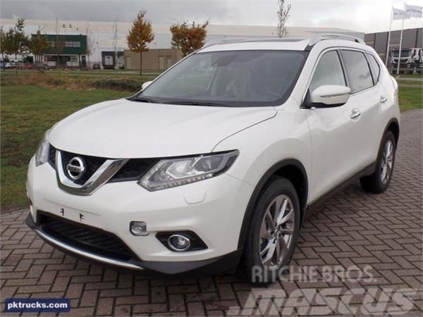 Nissan X-Trail 2.5 LE Style