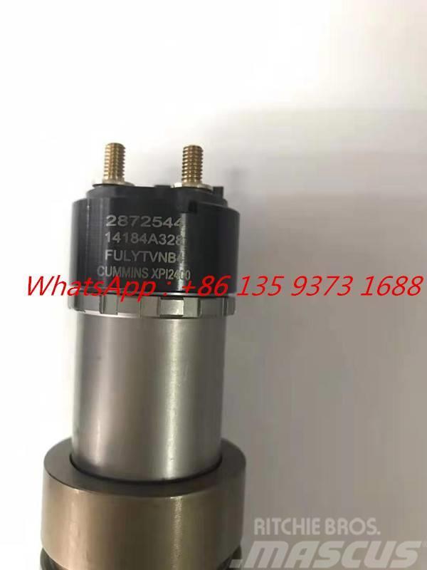 Cummins ISZ13 Engine injector 2872544 2872289 4955080