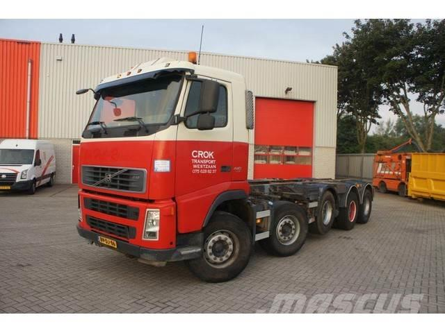Volvo FH13-440 / DAY-CABIN / AUTOMATIC / HUB REDUCTION /