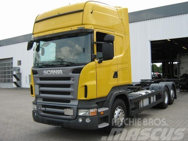 Scania R 420LB6X2MNB