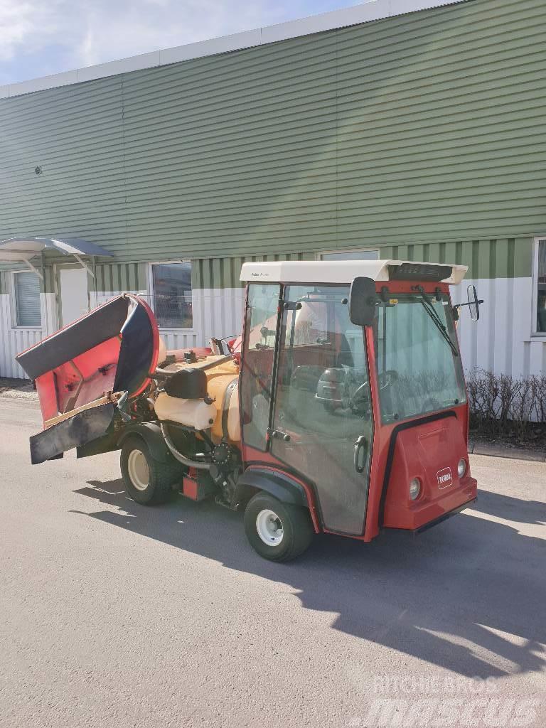 Toro MP1250 spruttruck / sprayer