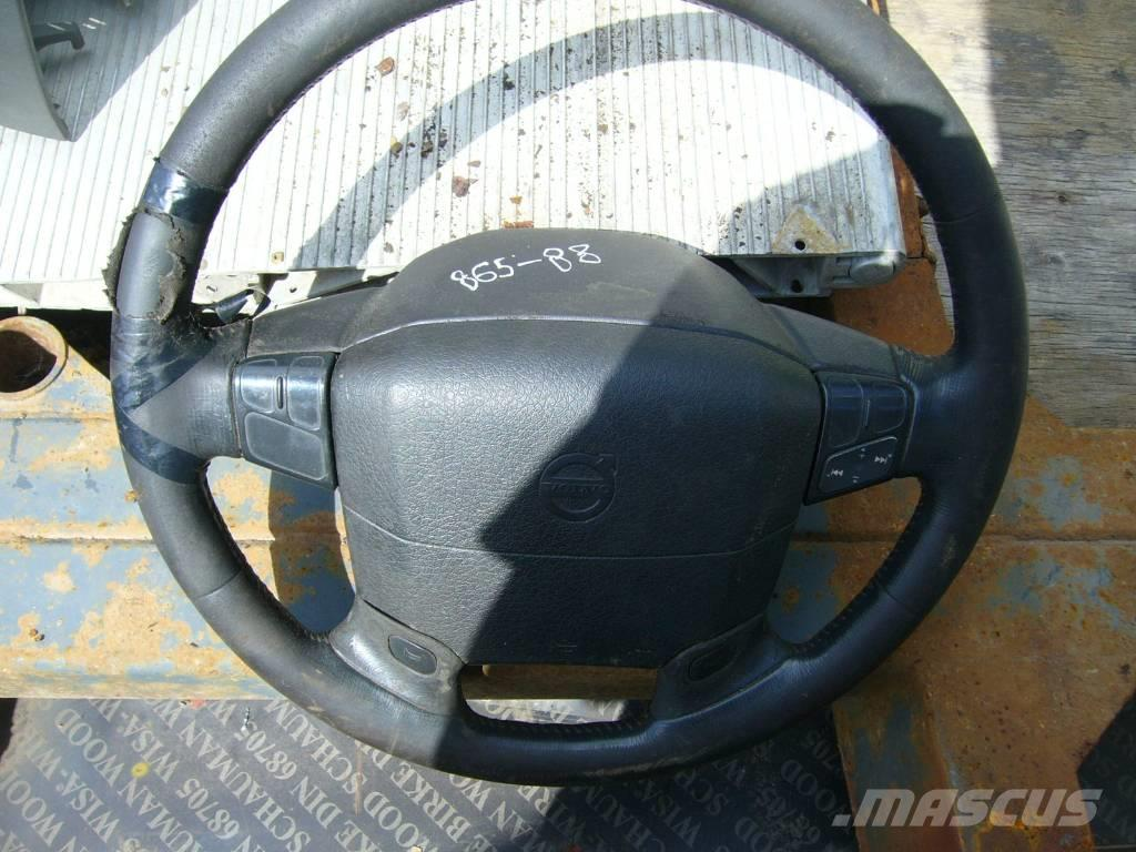 Volvo FH16 steering wheel