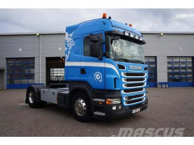 Scania R440 Highline Automatic Retarder Euro-5 2011