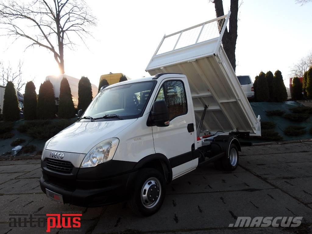 Iveco DAILY 35C15 TIPPER A/C TEMPOMAT AUTOMATIC GEARBOX