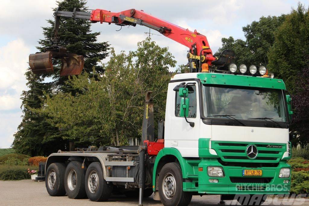 Mercedes-Benz ACTROS 3536 !!KRAAN/HAAK!!EURO5!!
