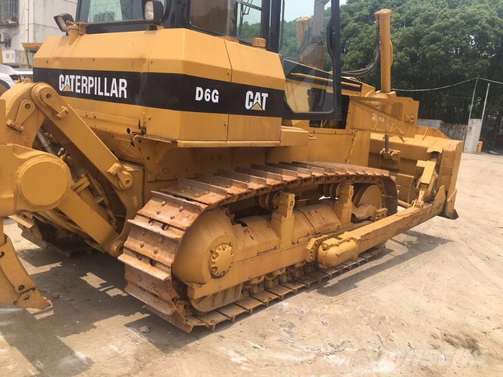 Caterpillar caterpillar D6G bulldozer